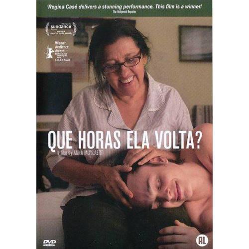 Que horas ela volta (DVD)