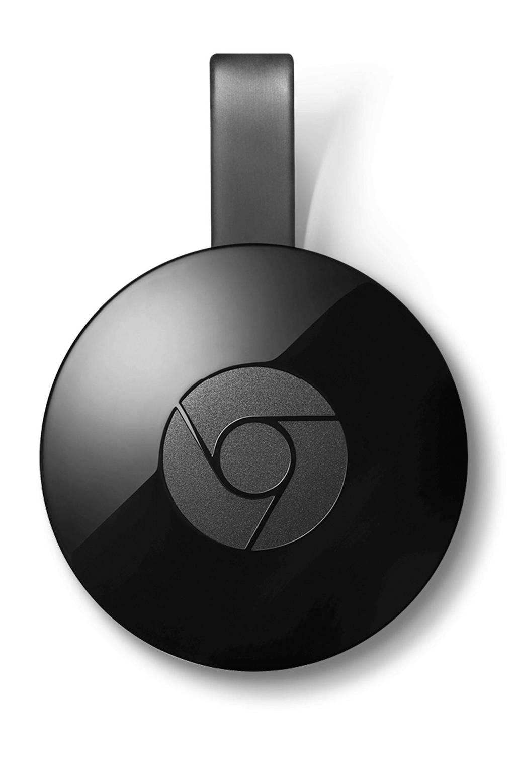 Google Chromecast 2 mediaspeler, Zwart