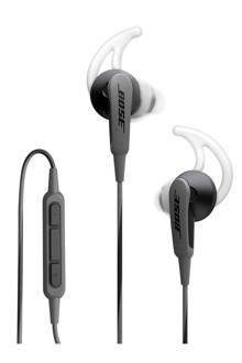 SoundSport IE Apple in ear koptelefoon zwart
