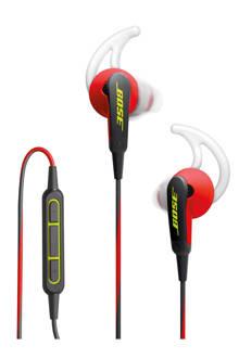 SoundSport IE Apple in ear koptelefoon rood