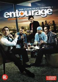 Entourage - Seizoen 2  (DVD)