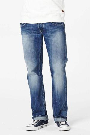 loose fit jeans Jeanius lichtblauw