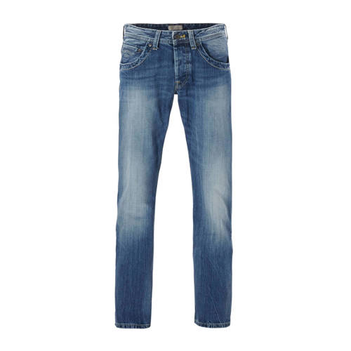 Pepe Jeans loose fit jeans Jeanius lichtblauw