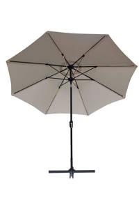 SenS-Line parasol LED (ø300 cm), Wit
