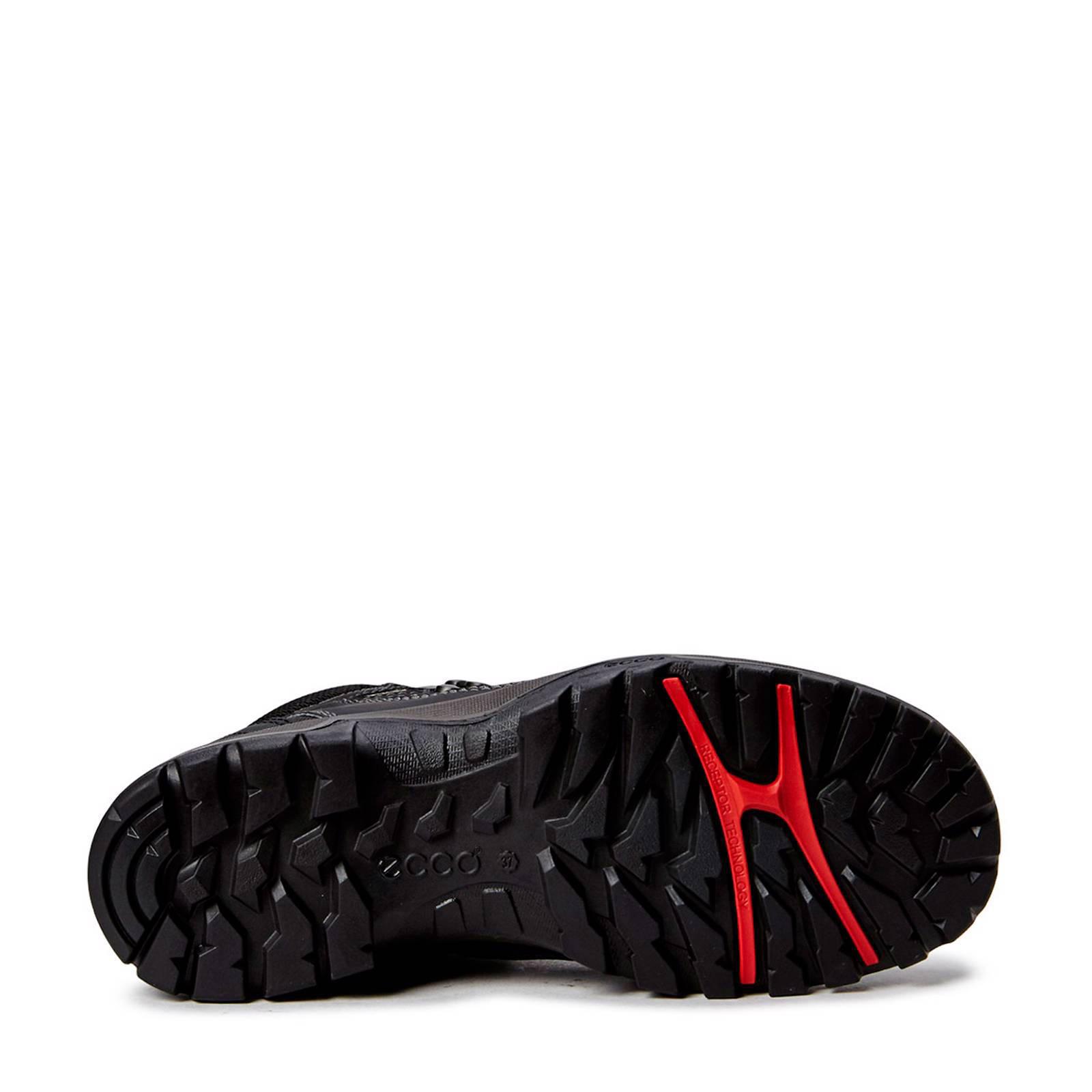 Ecco dames nubuck outdoor schoenen Drak Mid Wandelschoenen