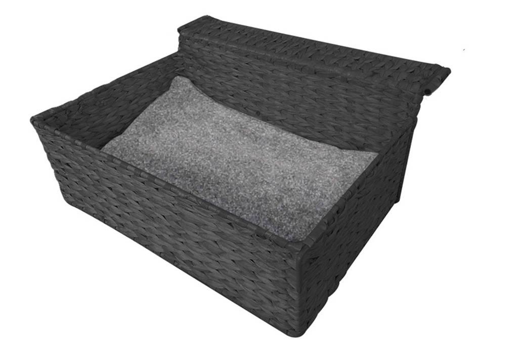 Ebi Radiator bed, Zwart