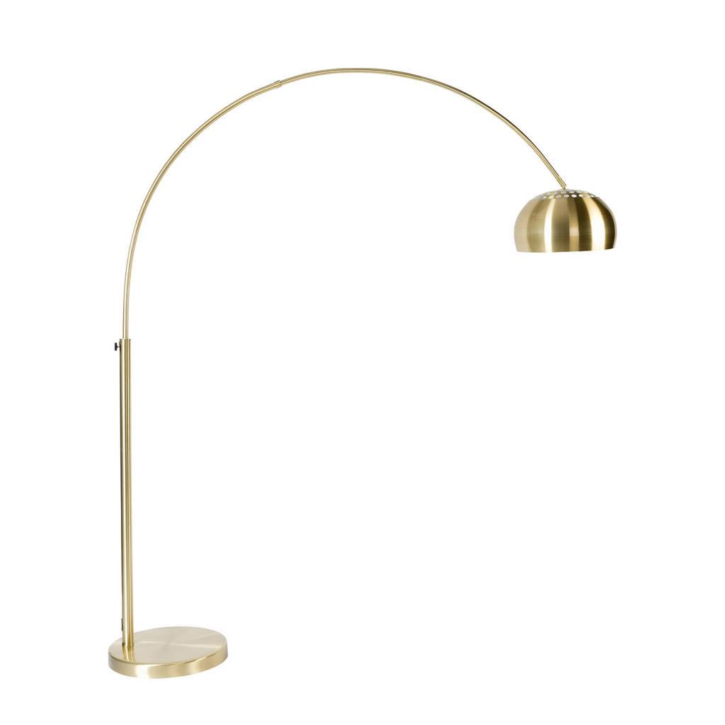 Zuiver Vloerlamp Metal Bow, Goud