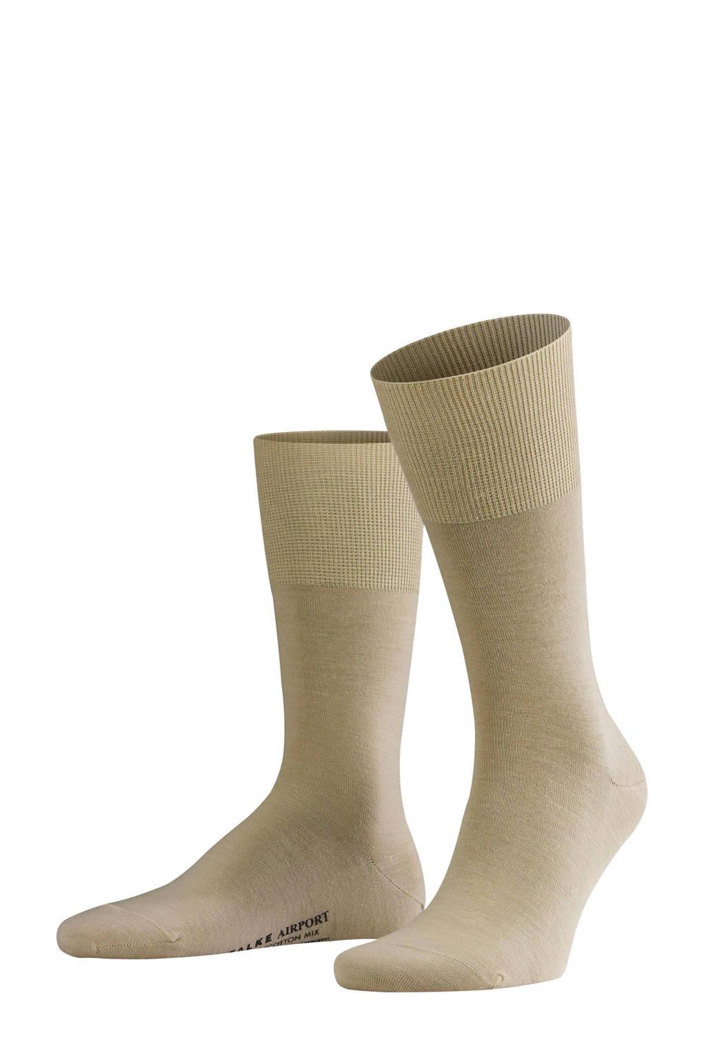 Falke Airport sokken, Zand