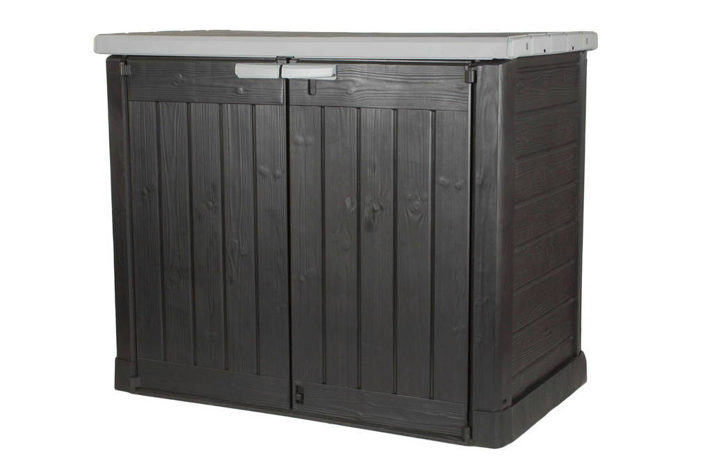 Keter Store It Out Loungeshed opbergbox (bxdxh 145,5x82x119 cm), Antraciet