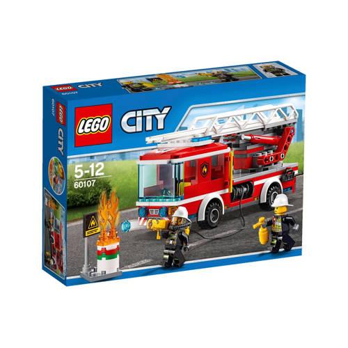 LEGO City Ladderwagen 60107