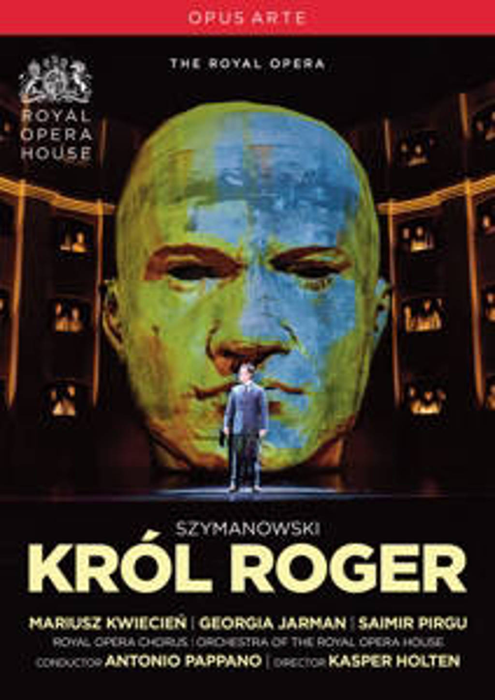 Royal Opera House - Krol Roger (DVD)