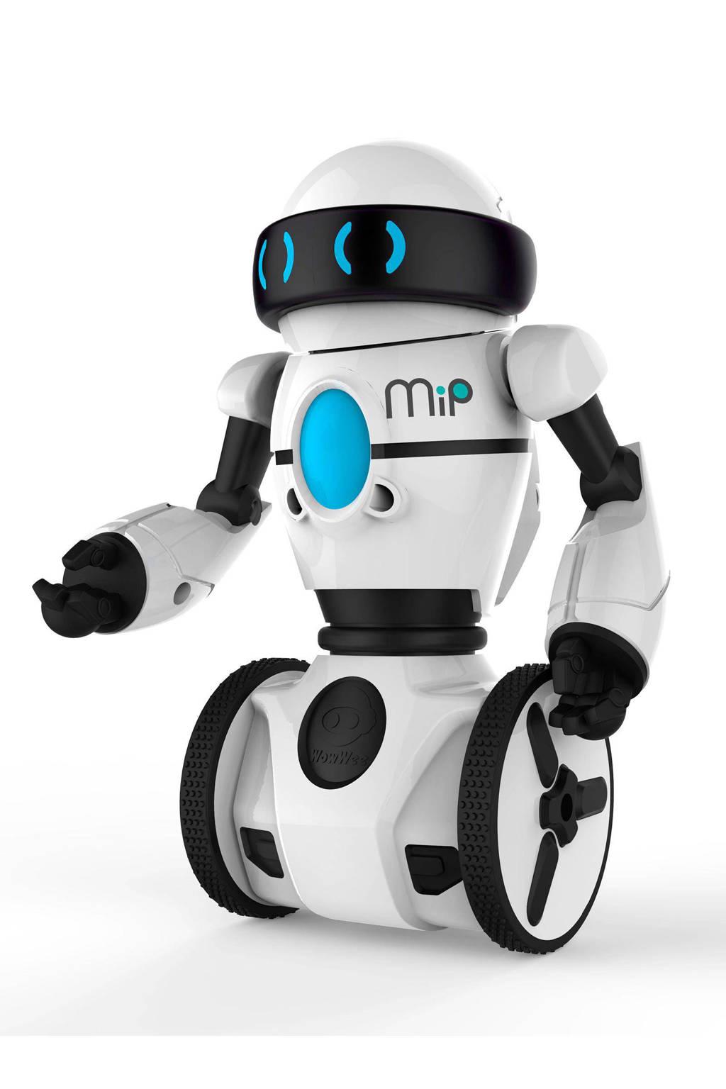 WowWee 5821 afstand bestuurbare robot MiP, Wit
