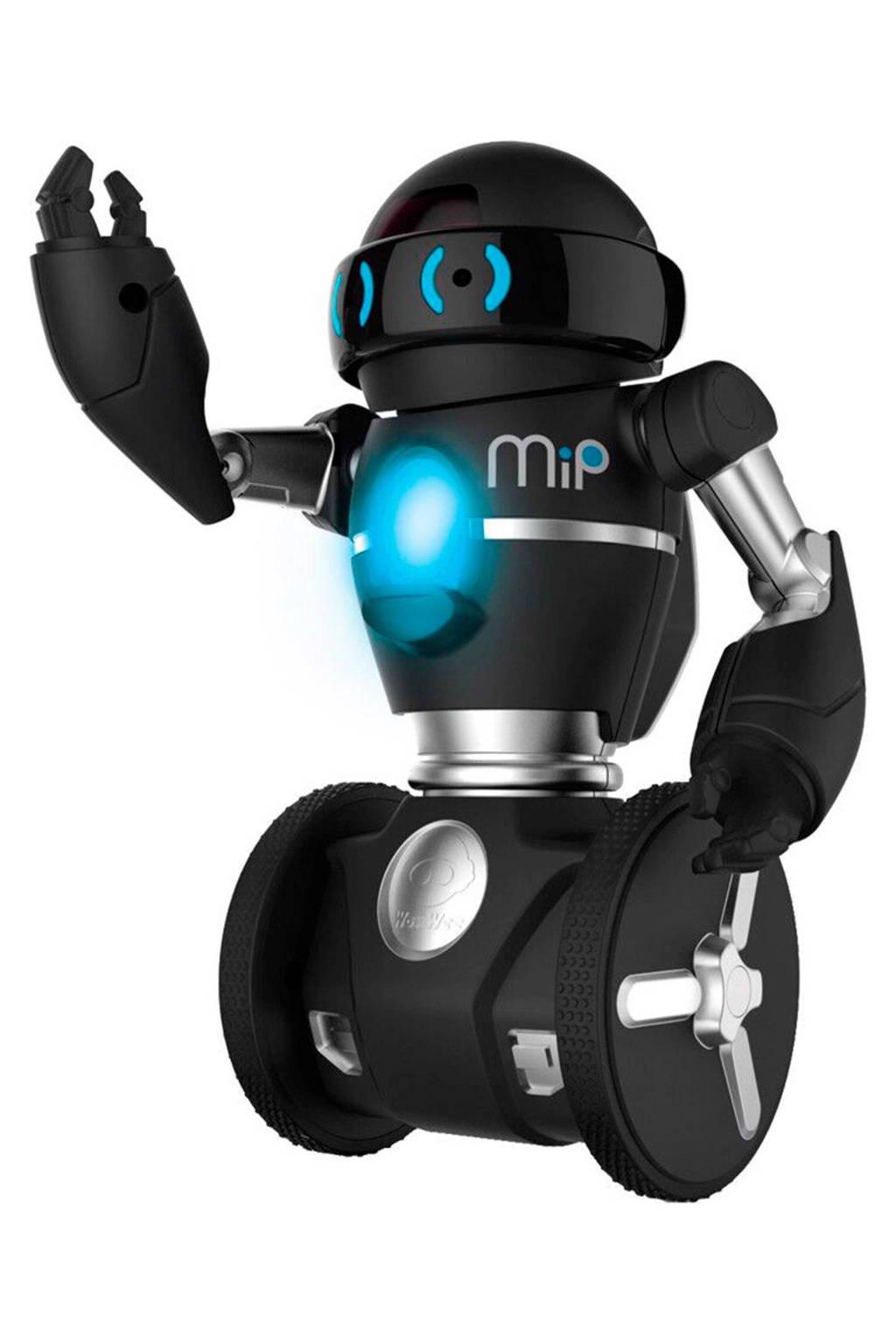 WowWee 5825 afstand bestuurbare robot MiP, Zwart