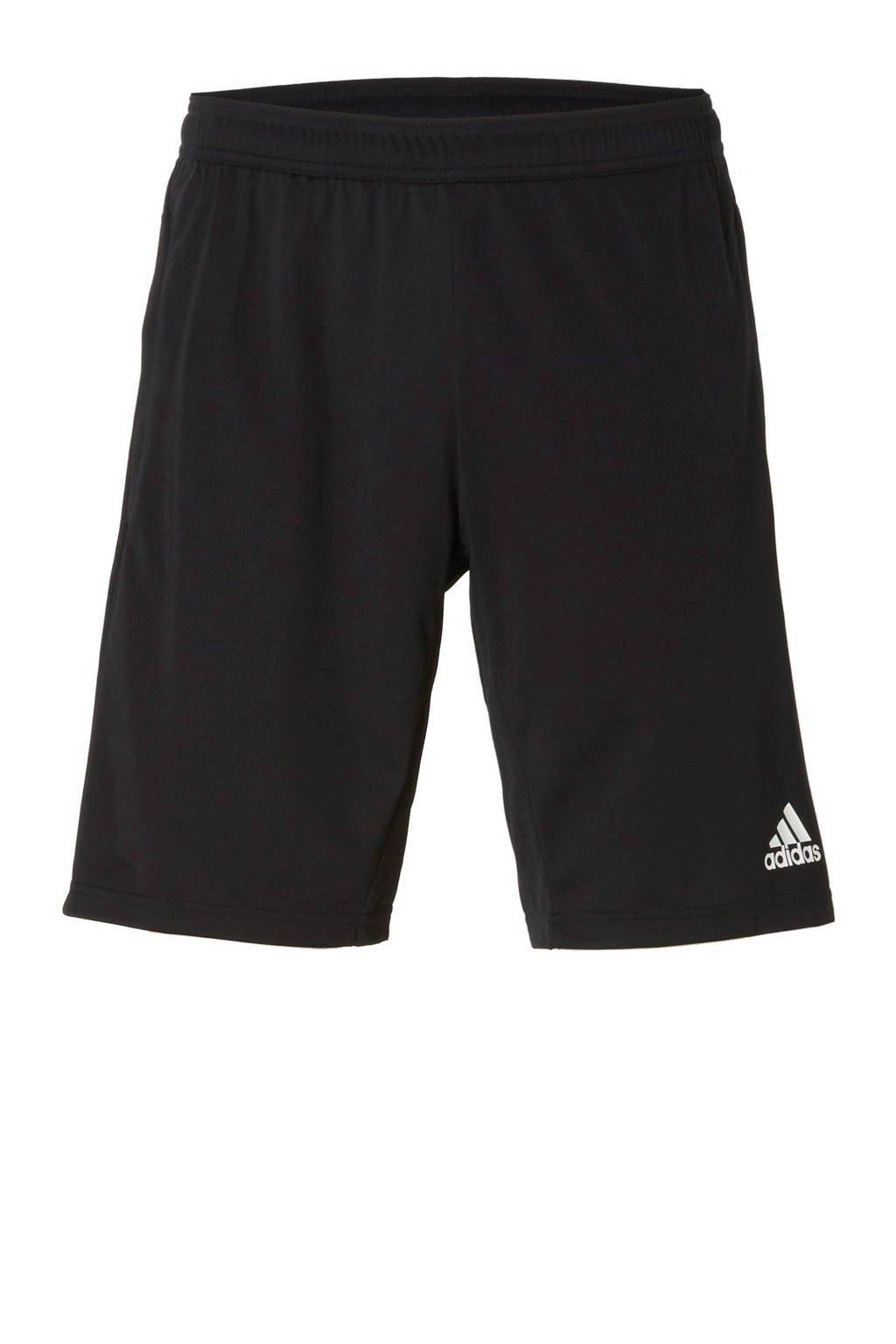 adidas Performance   sportshort Con18 zwart, Zwart