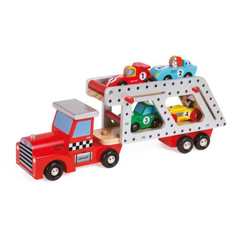 Janod vrachtwagen F1 racing kopen