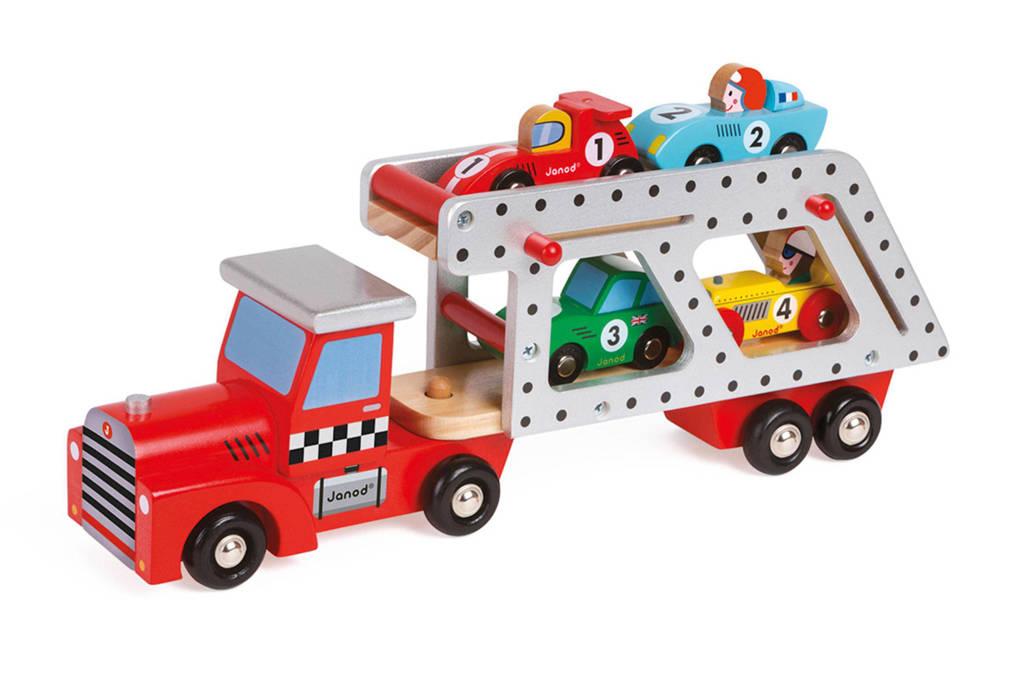 Janod  vrachtwagen F1 racing