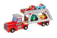 vrachtwagen F1 racing