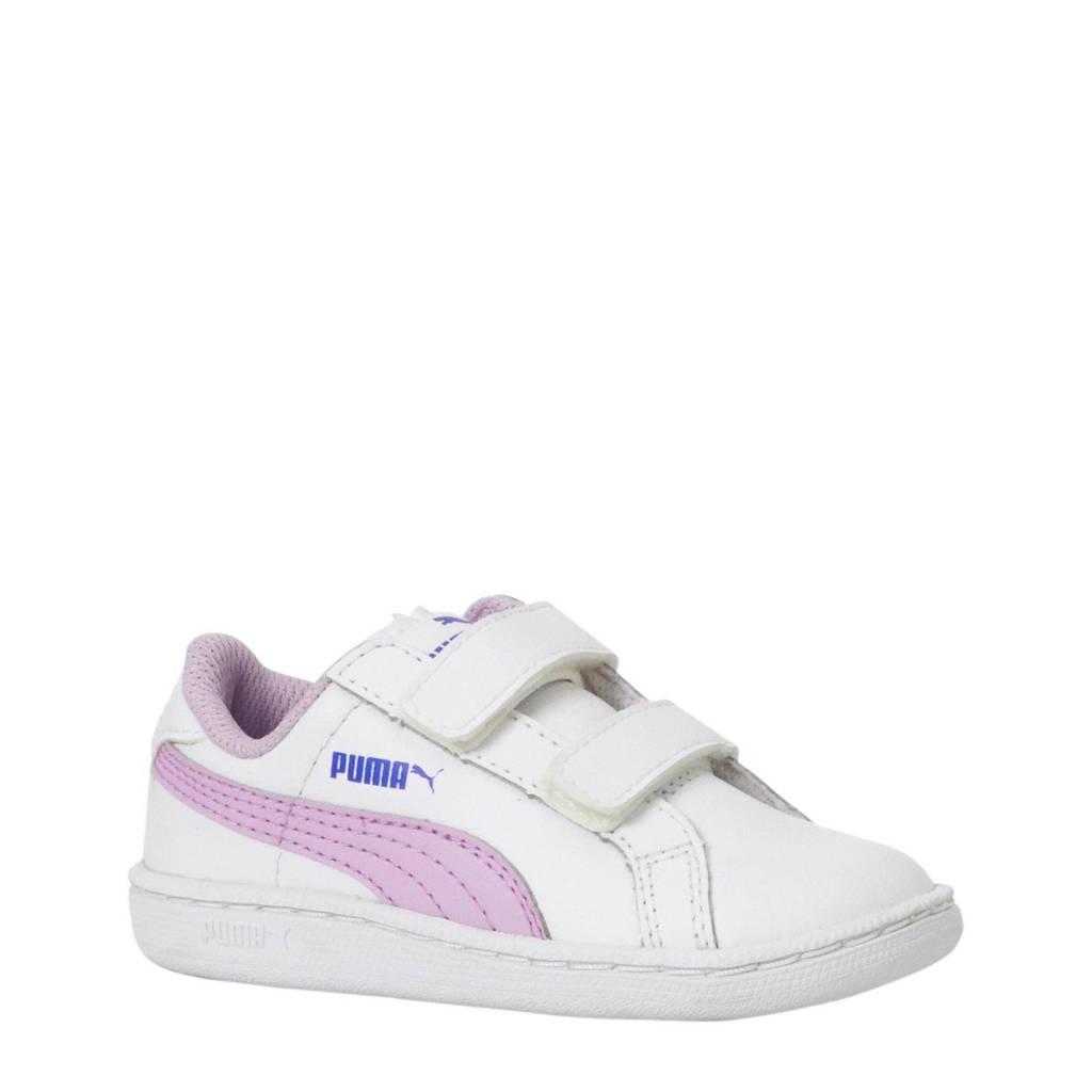 569d9c56778 Puma sneakers Puma Smash FUN L V Kids, Wit/roze