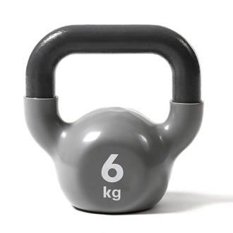 Women's training kettlebell 6 kg