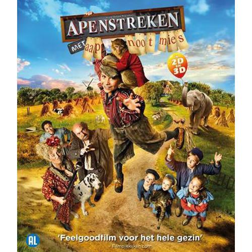 Apenstreken (Blu-ray) kopen
