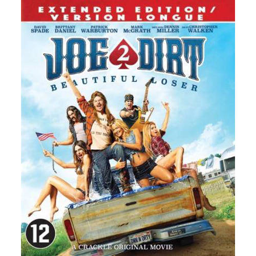 Joe dirt 2 - Beautiful loser (Blu-ray) kopen