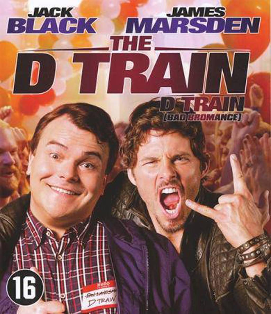 D train (Blu-ray)