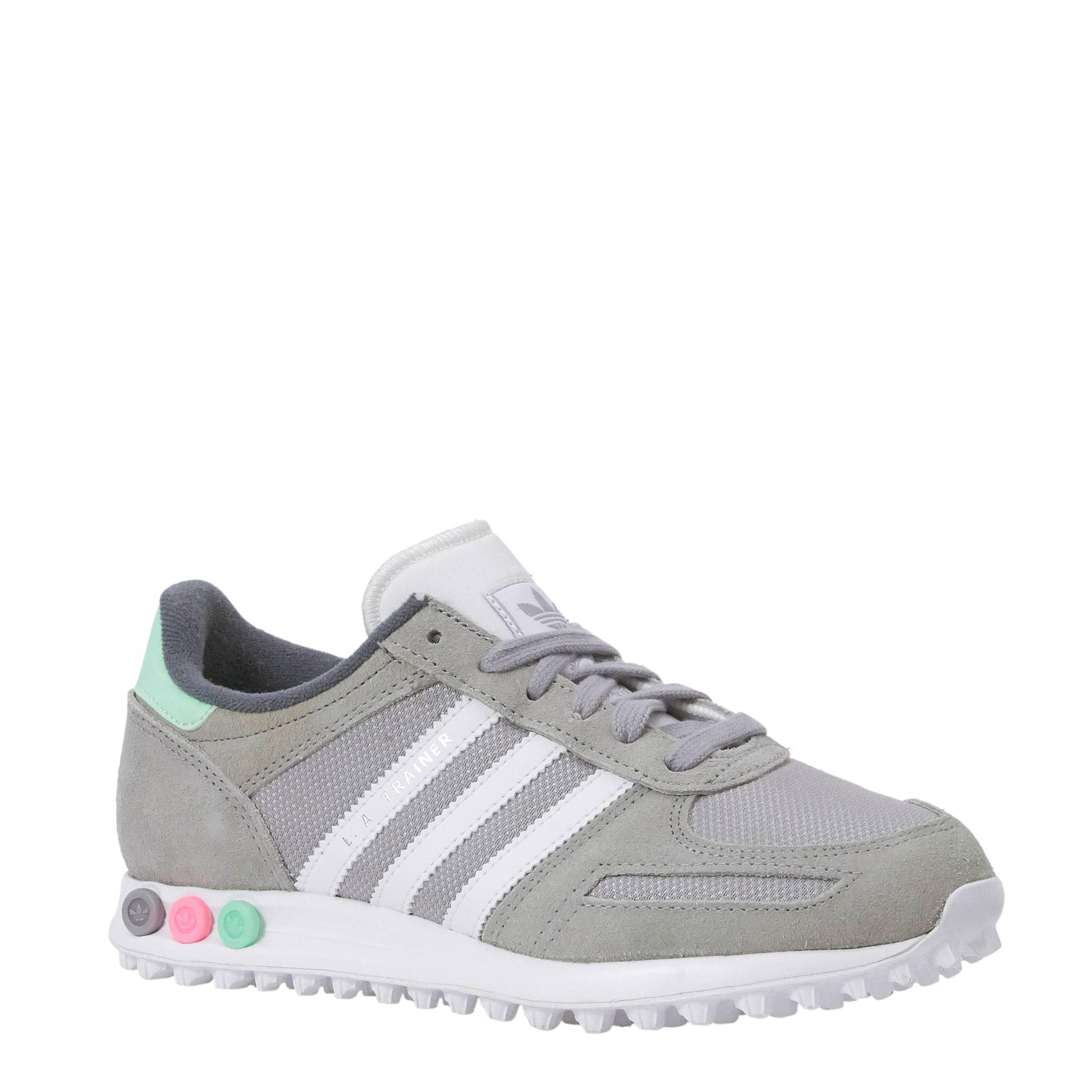 adidas sneakers dames la trainer