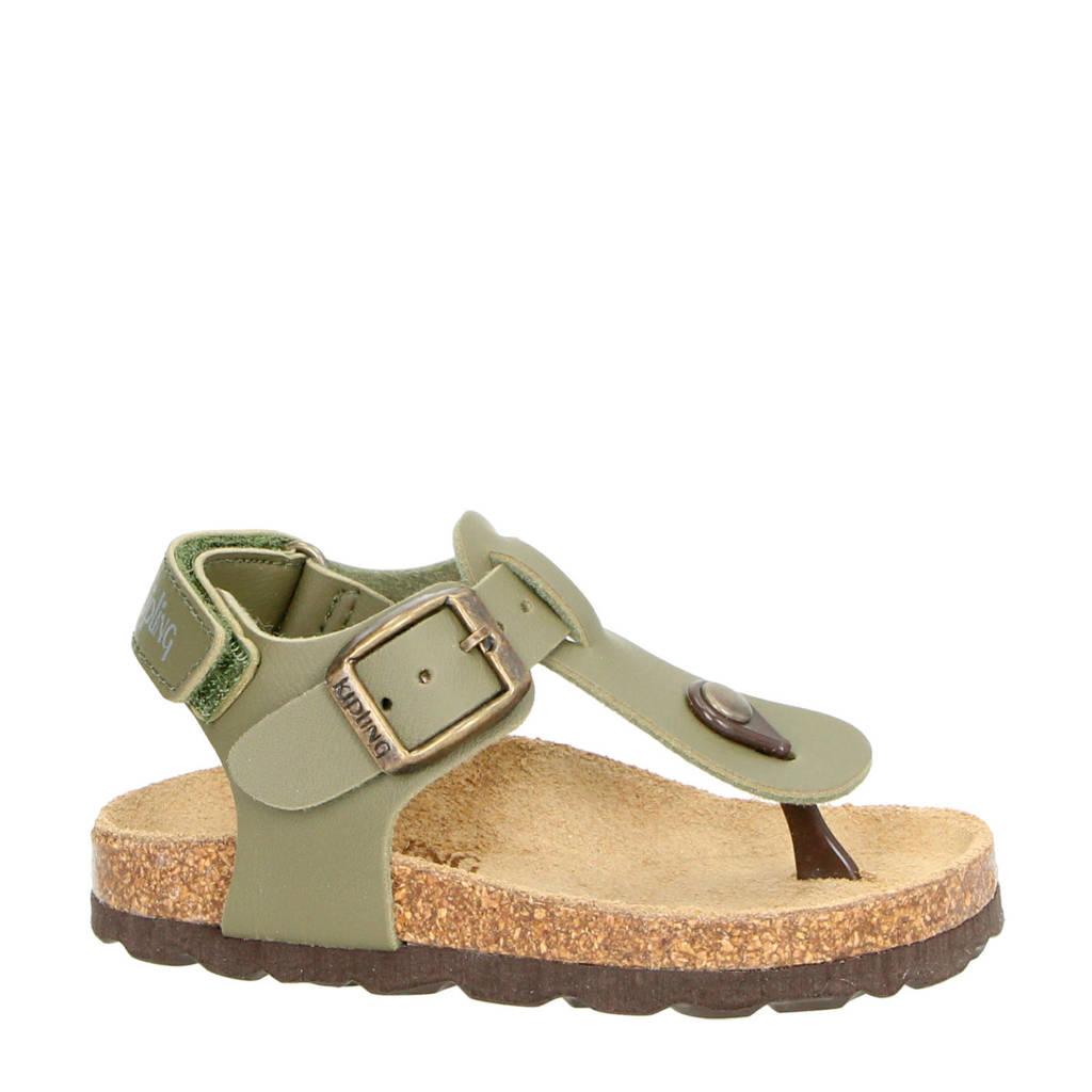 Kipling   sandalen, Kaki