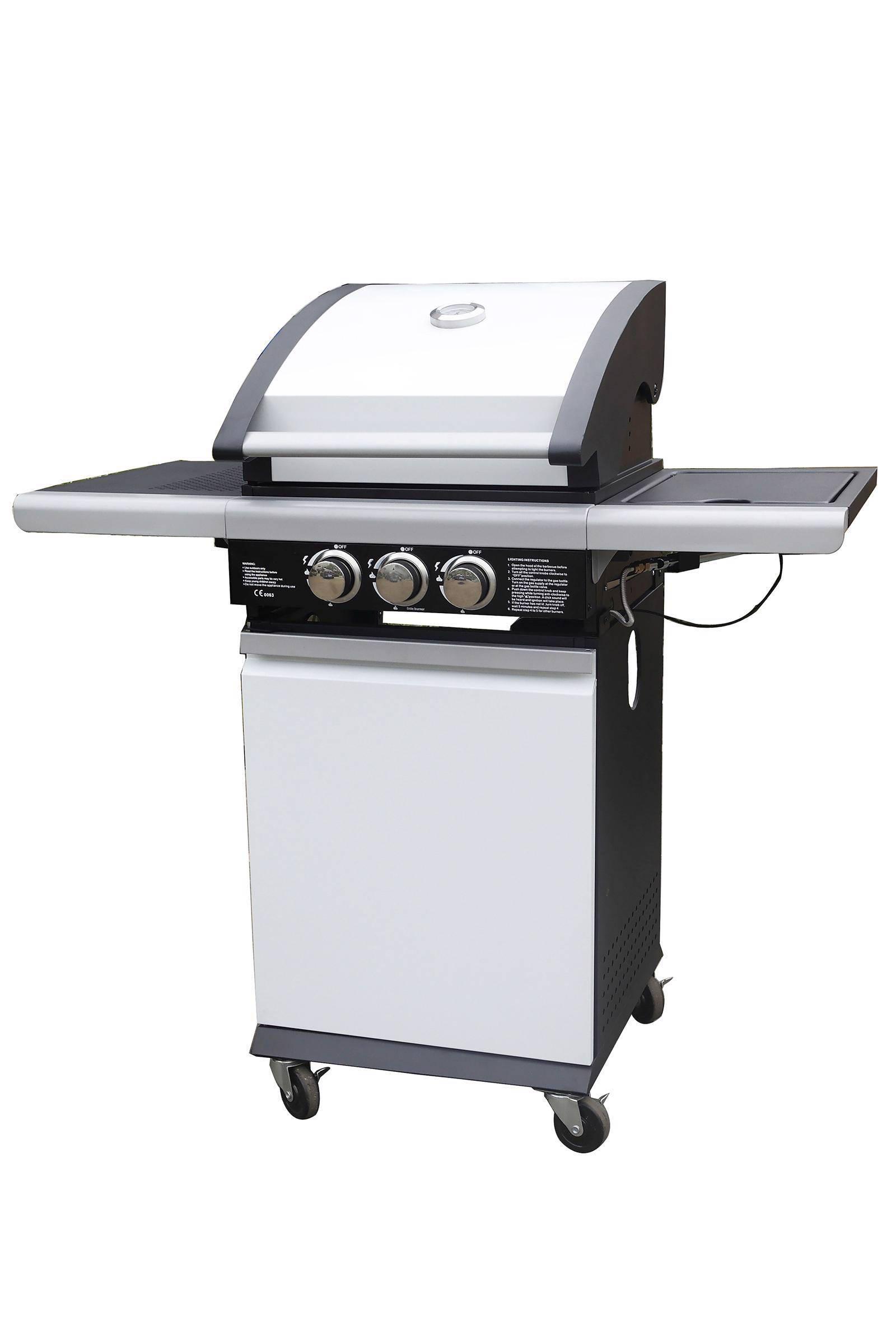 Patton Patio Chef 2+ gasbarbecue