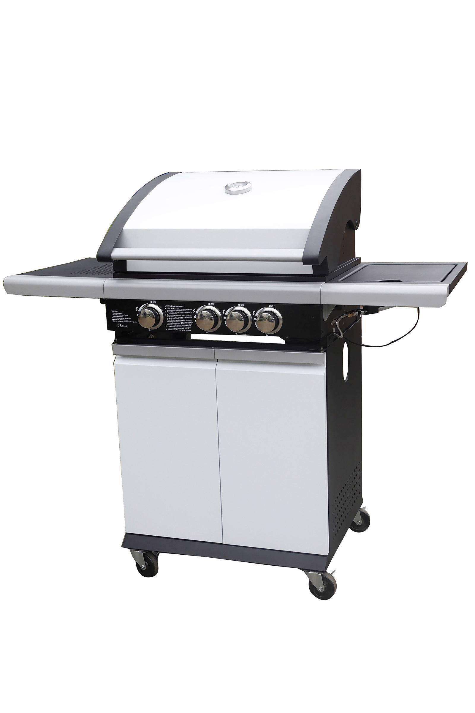 Patton Patio Chef 3+ gasbarbecue
