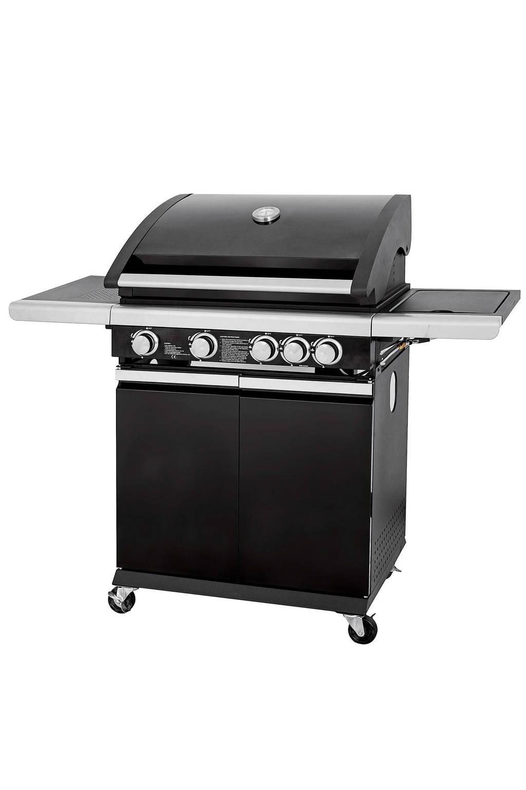 Patton Patio Chef 4+ gasbarbecue, Nova Black
