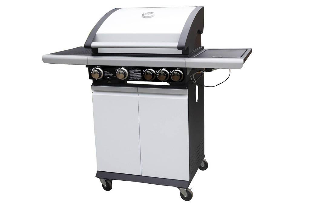 Patton Patio Chef 4+ gasbarbecue, Alpine White