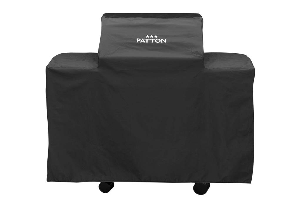 Patton Patio Chef 2+ barbecuehoes, Zwart