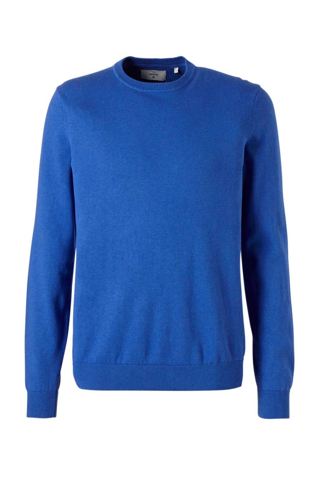C&A trui, Kobaltblauw