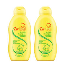 anti-klit shampoo - 2x200 ml - baby