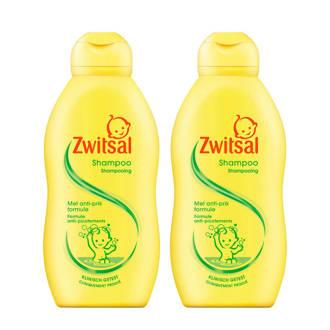 shampoo - 2x200 ml - baby