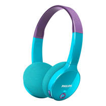 Philips SHK4000TL on-ear bluetooth kinder hoofdtelefoon paars