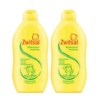 shampoo - 2x500 ml - baby