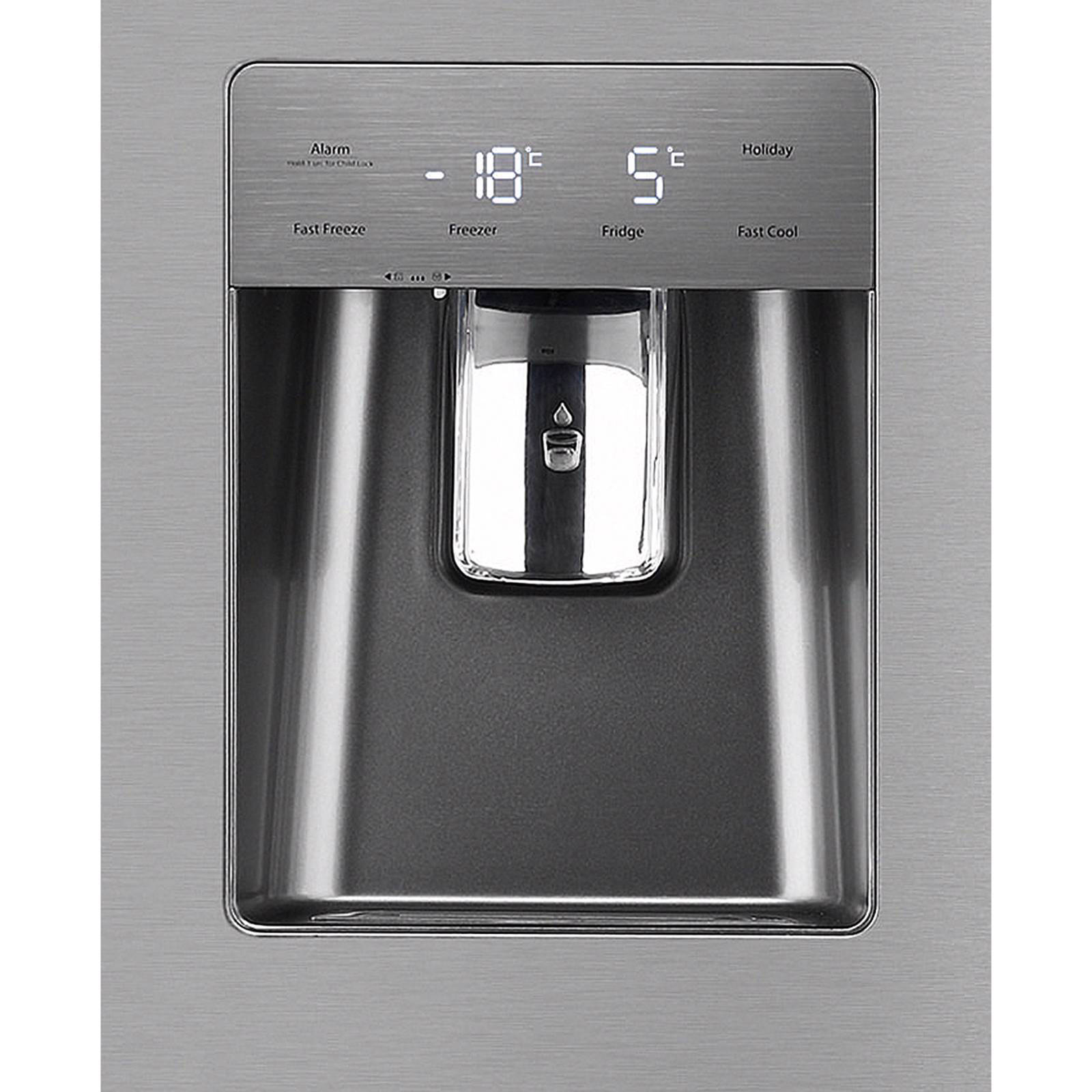 Verrassend AEG RMB86321NX Amerikaanse koelkast   wehkamp IP-81