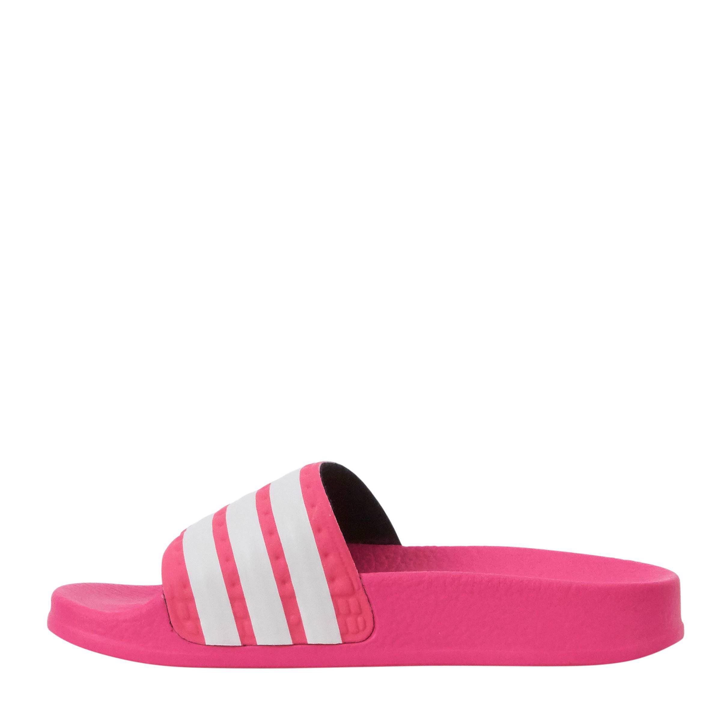 reputable site ba421 70aa6 adidas originals badslippers Adilette Kids  wehkamp