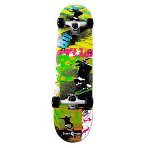 skateboard Black Hole Eighties