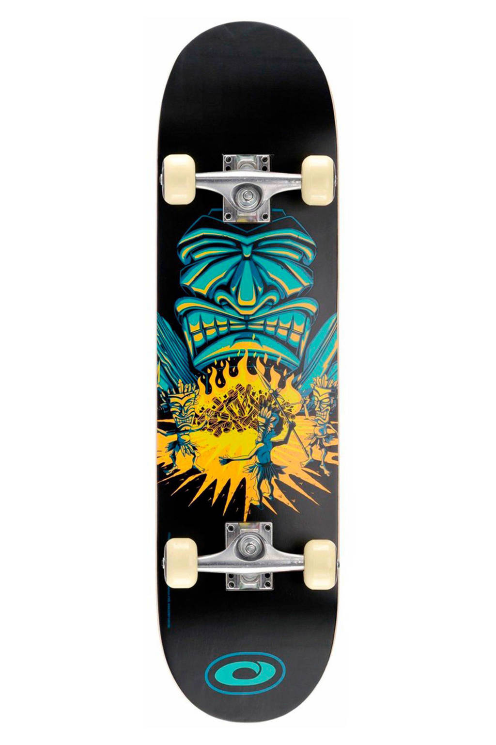 Osprey skateboard Savages Double, Zwart