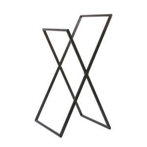 handdoekrek Icon (86x35,5 cm) Zwart