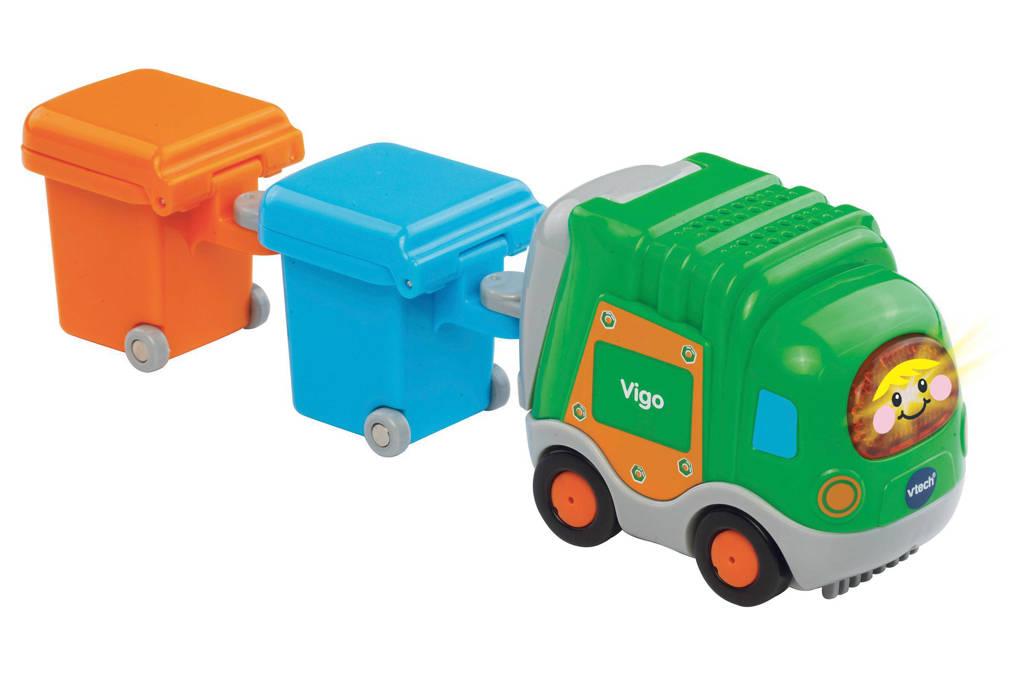 VTech  Toet Toet Auto's Vigo vuilniswagen