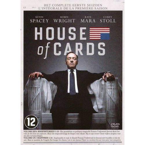 House of cards - Seizoen 1 (DVD) kopen