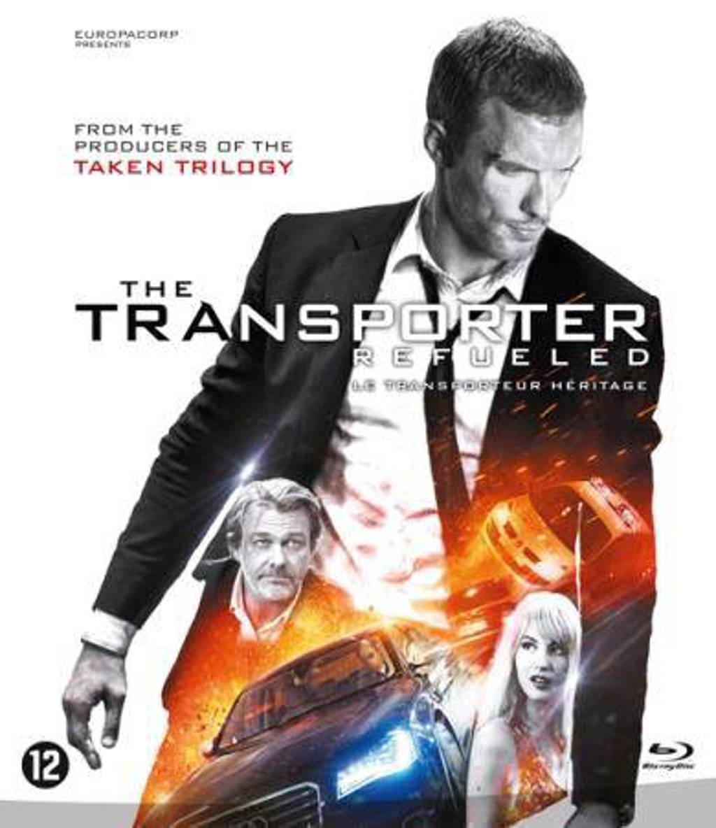 Transporter refueled (Blu-ray)