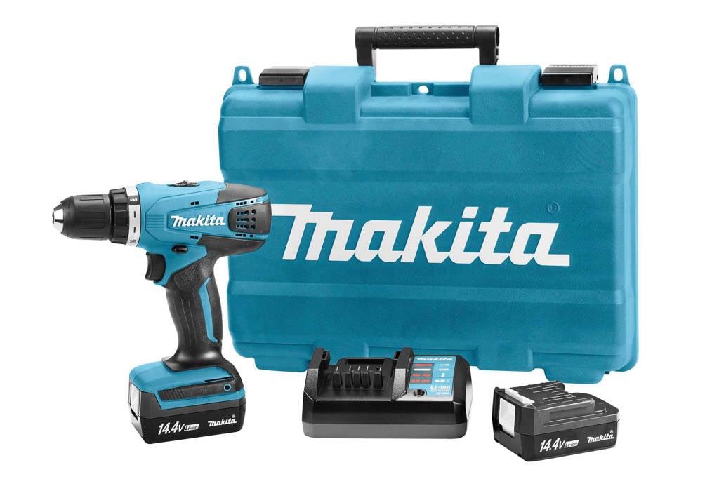 Makita DF347DWE accuboormachine 14,4V