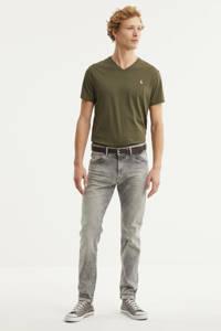Petrol Industries slim fit jeans Seaham dusty silver, Dusty Silver