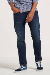 Petrol Industries tapered fit jeans Tymore dark used, Dark used