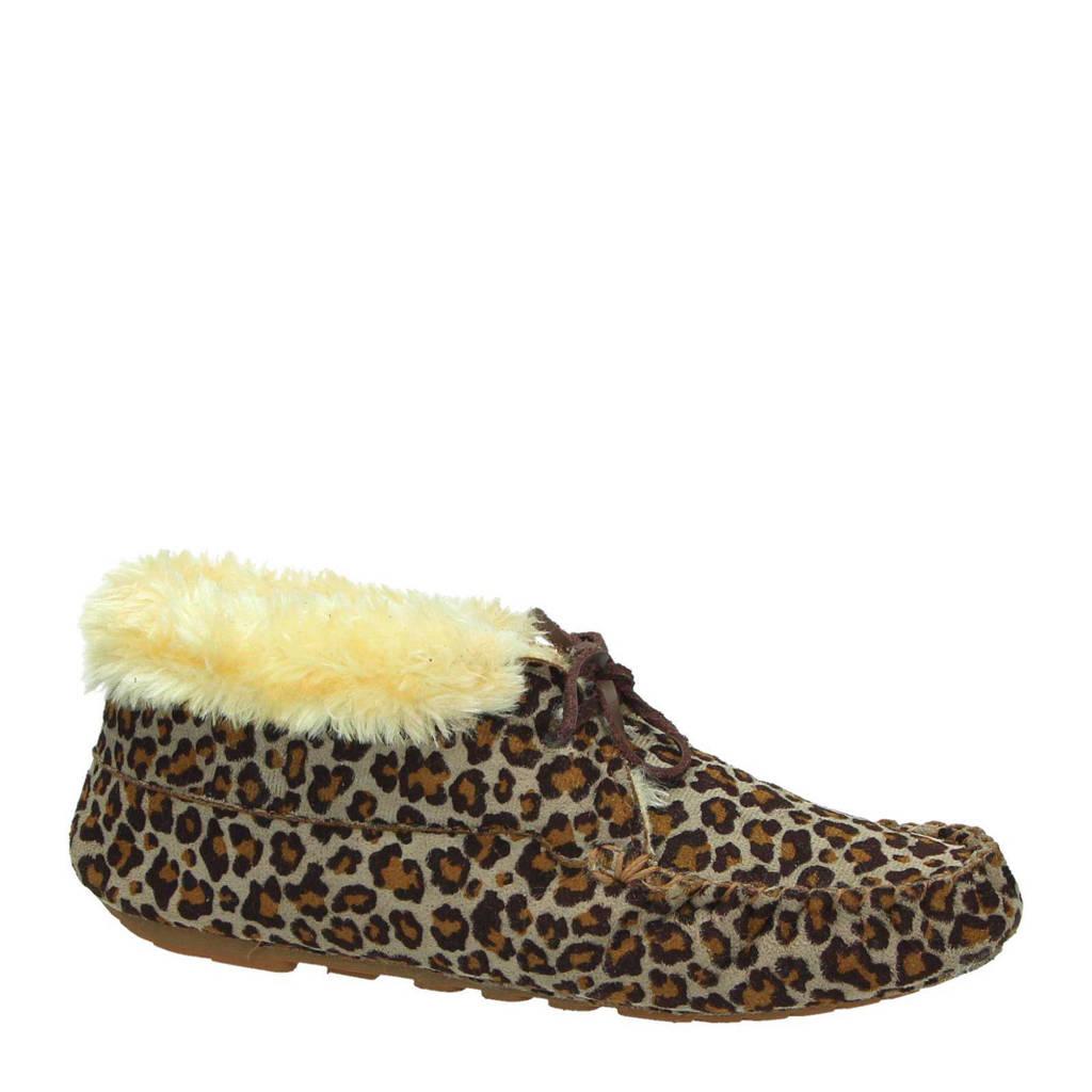 Wonderbaarlijk Ruby Brown pantoffels   wehkamp AE-56